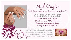 STYL'ONGLES Luxey